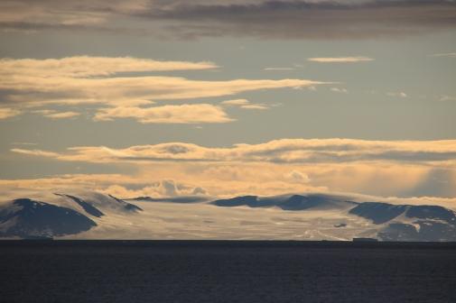 Northeast Greenland coast