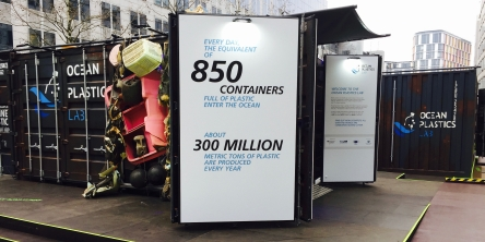 850 Containers!