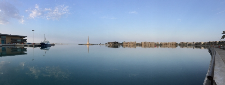 Kaust Harbour